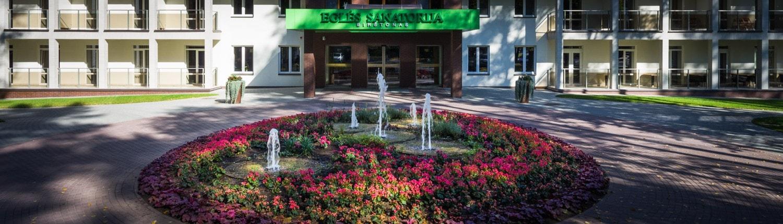 Eglės sanatorijos fontanas